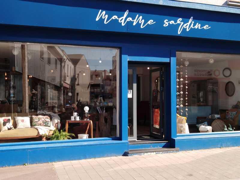Madame Sardine Challans 85300 Meuble Et Decoration